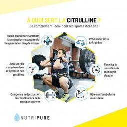 citrulline musculation