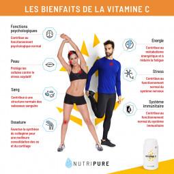 bienfaits vitamine C