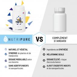 Mélatonine Nutripure